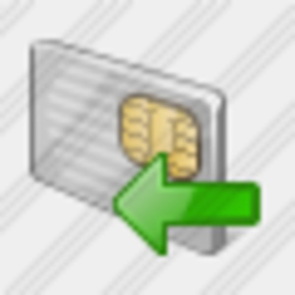 Icon Chip Card Import