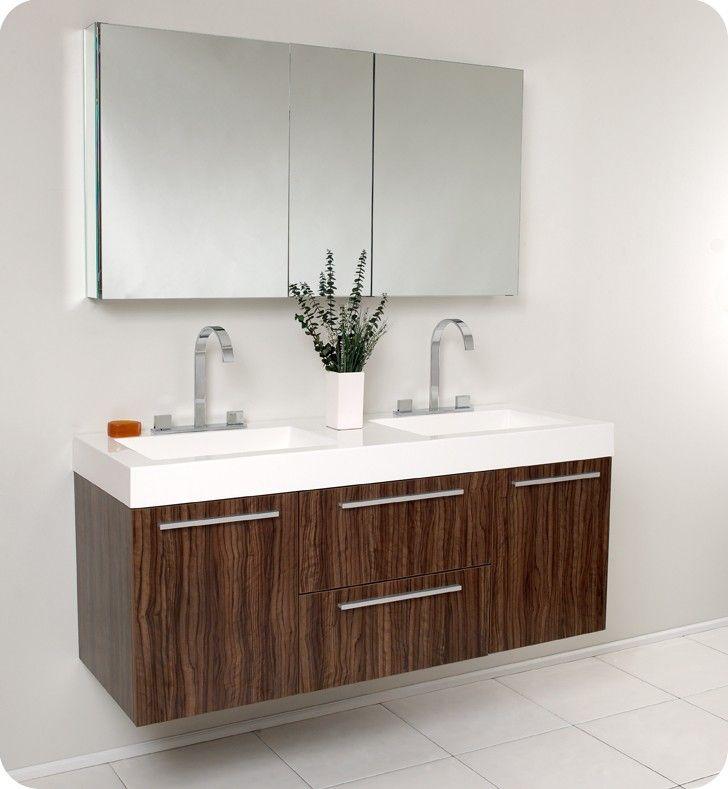13 best modern bathroom vanities images on pinterest