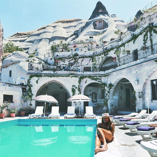 Cave House Hotel, Cappadocia Turkey