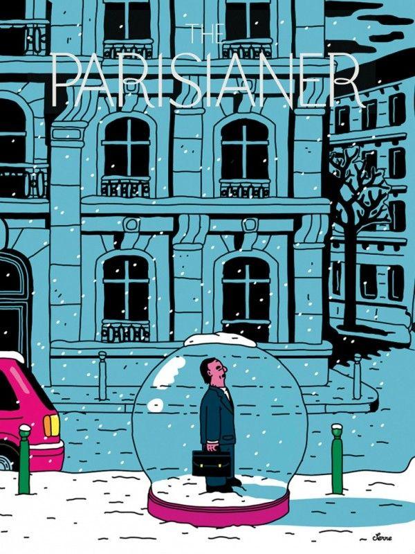 parisianer 03 600x800 The Parisianer  design art