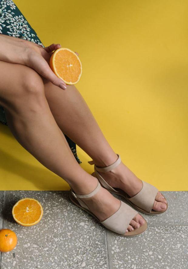 Sandalki Na Plaskiej Podeszwie Shoes Sandals Fashion