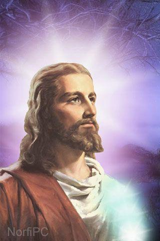 Pintura de Jesucristo