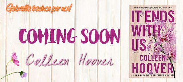 Romance and Fantasy for Cosmopolitan Girls: Segnalazione: Quando sorge il sole di Colleen Hoov...