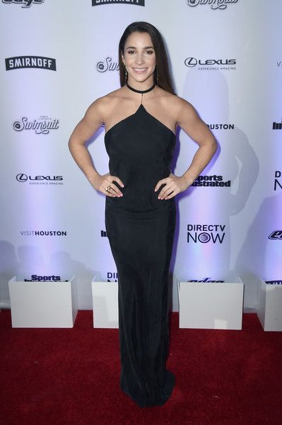 Aly Raisman - Every Look from Sports Illustrated's 2017 Swimsuit Issue Party  - Photos