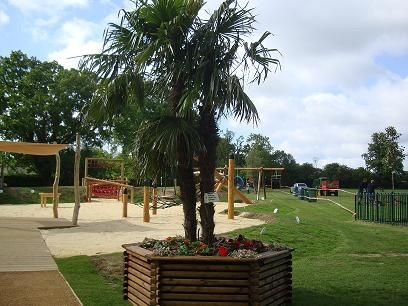 Locks Ride park and splash pad.   Locks Ride Recreation Ground, Forest Road, Winkfield Row, RG42 7NJ (Freehold)
