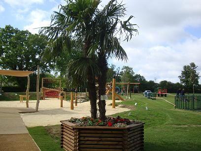 Locks Ride park and splash pad.   Locks Ride Recreation Ground, Forest Road, Winkfield Row, RG42 7NJ (Freehold)