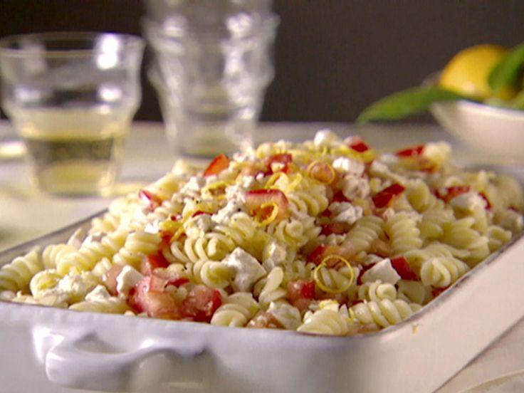 Rotini with Salsa di Limone recipe from Giada De Laurentiis via Food Network