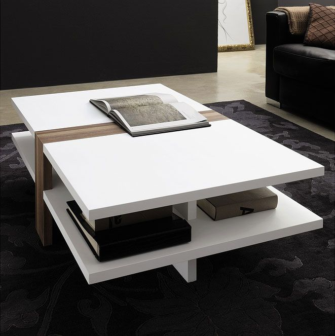 Modern Coffee Table For Stylish Living Room U2013 CT 130 From Hülsta | DigsDigs