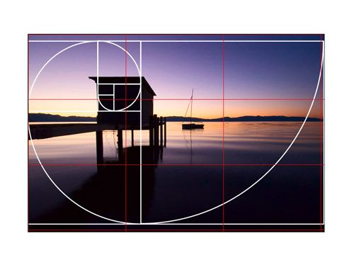 A very interesting article about the Divine Proportion (also known as the golden ratio, the golden section, and part of the Fibonacci series) and how its use in composition brings profound pictures.