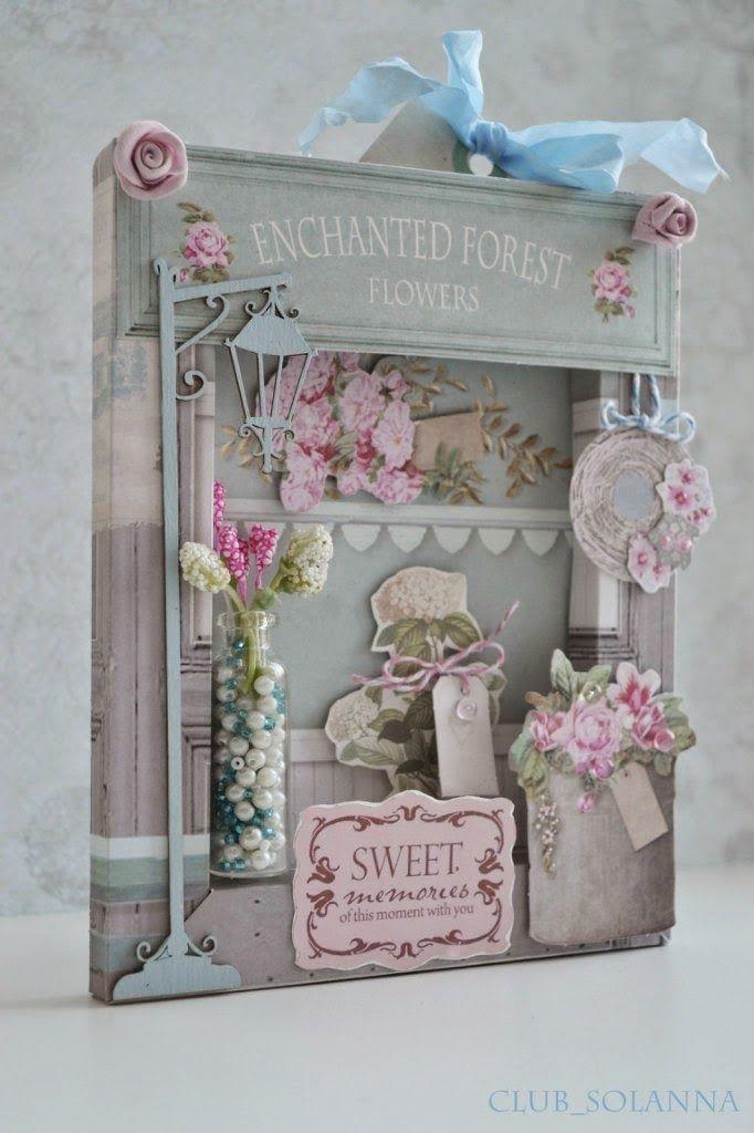 Скрап открытки тильда, поздравление цветами