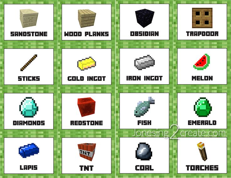 Best  Minecraft Food Labels Ideas On   Minecraft Food