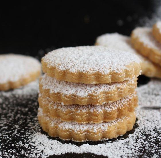 biscotti algerini | ricetta tradizionale | il forno incantato