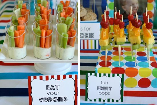 party finger foods
