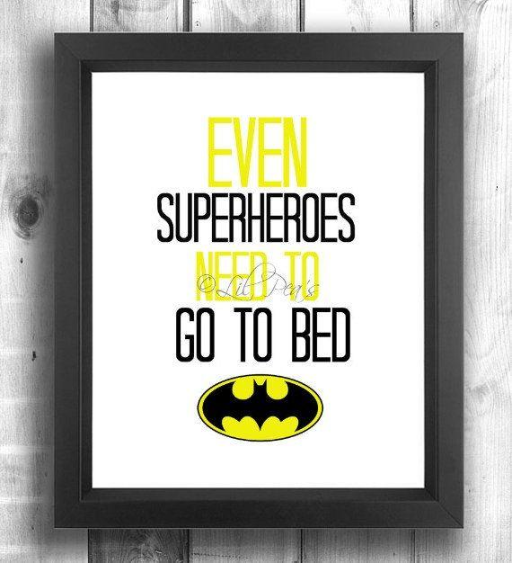Check out this item in my Etsy shop https://www.etsy.com/ca/listing/237540254/batman-wall-decor-batman-boys-room-wall