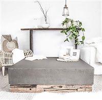 coffee table uniqwa kaya luxe concrete