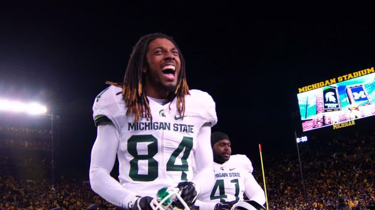 Absolutely everything on the 2015 Michigan State-Michigan ending: Highlights, fan reactions and tons more - SBNation.com