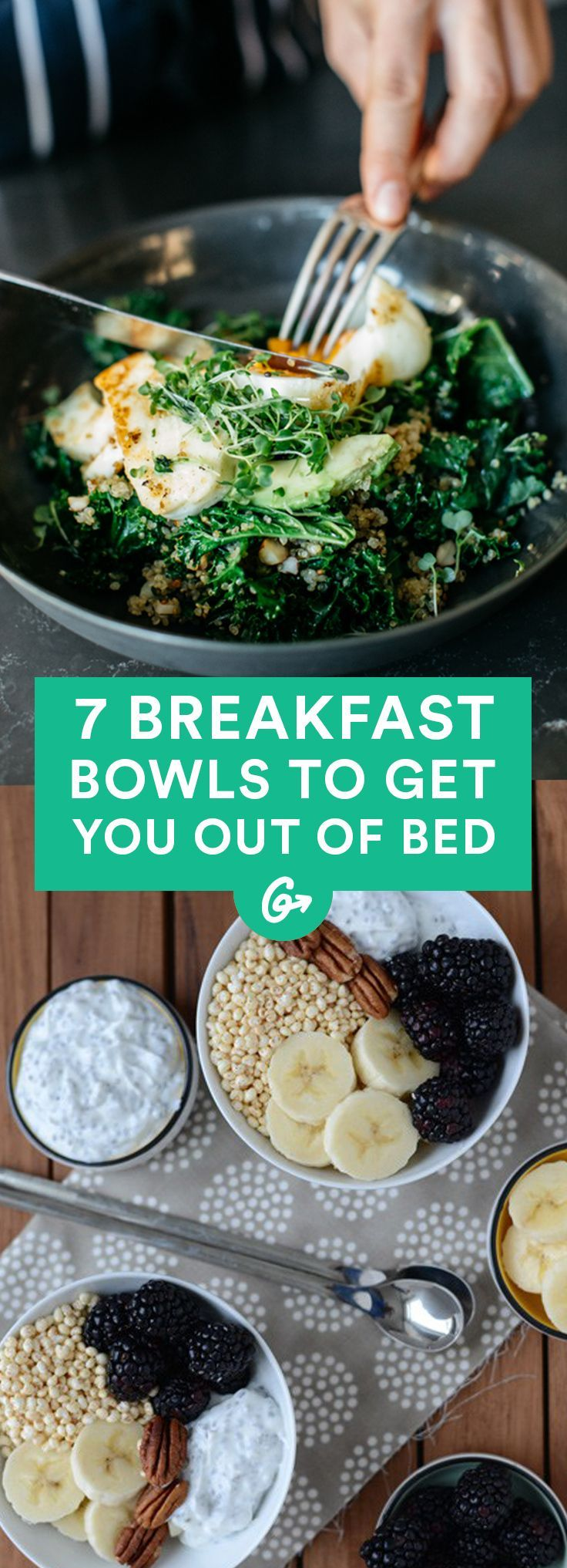7 Breakfast Bowls to Get You Out of Bed
