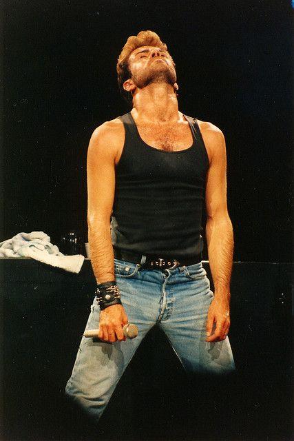 George Michael - Faith tour 1988
