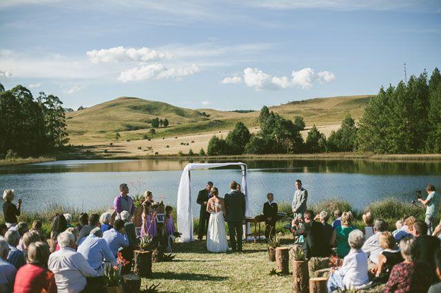 A hidden gem in the KZN Midlands - rustic, farm venue - http://www.weddingflair.co.za/item/haycroft-farm/