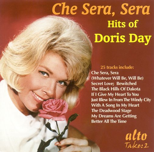 Doris Day is one of the icons of music and movies featured prominently in this year's One Book, One Milton selection.  Che Sera Sera: Doris Day Hits (1947-1956). [Stream it from Naxos Music Library Jazz.]