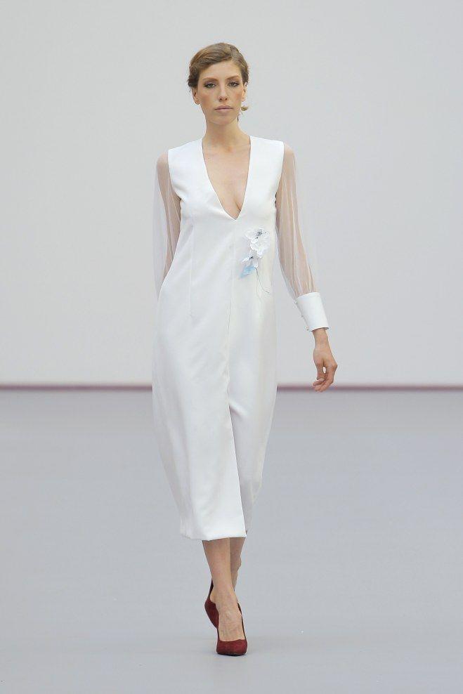 Madrid Bridal Week  tendencias en vestidos de novia primavera-verano 2019 78af5b8504ba