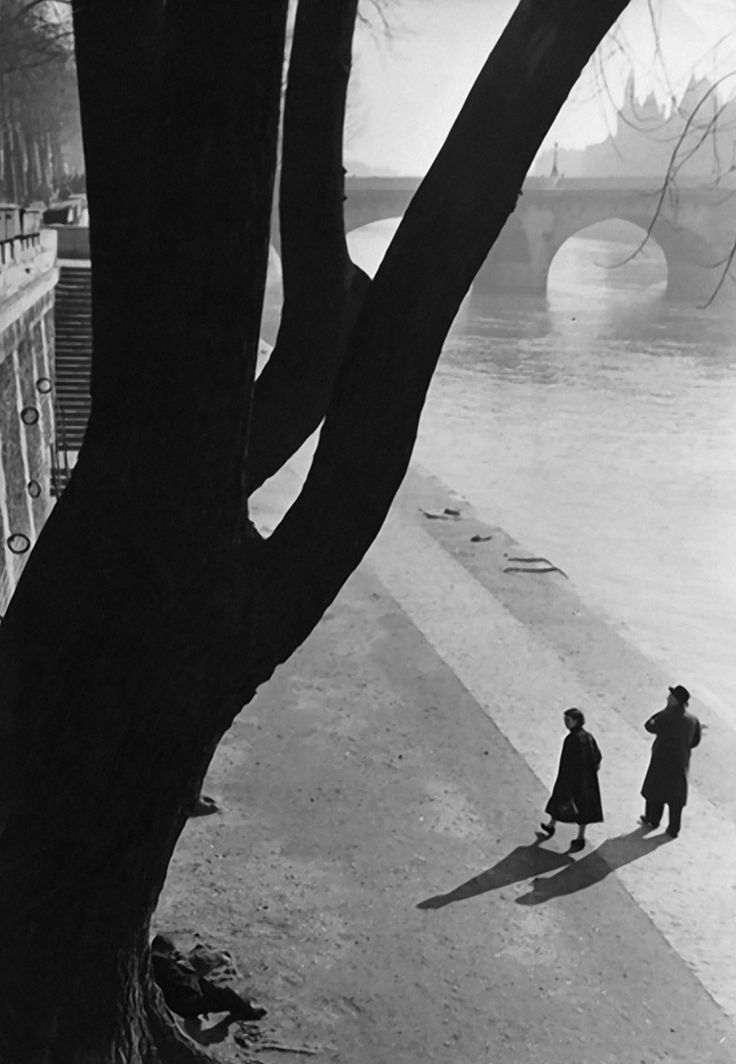 """""""Art is a journey into the most unknown thing of all - oneself. Nobody knows his own frontiers."""" Louis Kahan, Paris,1953"""