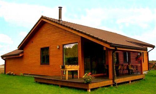 17 mejores ideas sobre caba as prefabricadas precios en - Casas modulares zaragoza ...