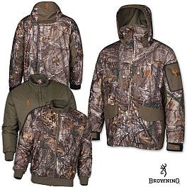 Browning Hell's Canyon 4-in-1 Primaloft Parka (M)- RTX