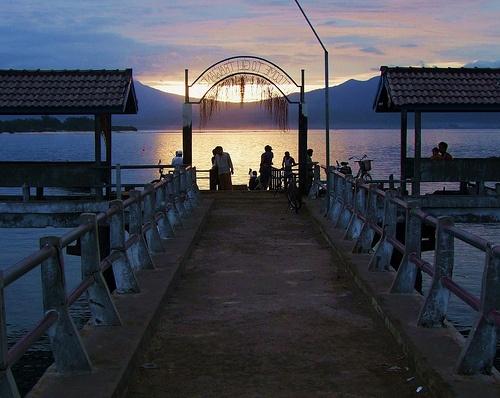 Gili Trawangan Island pier ~ ABreedApart on flickr