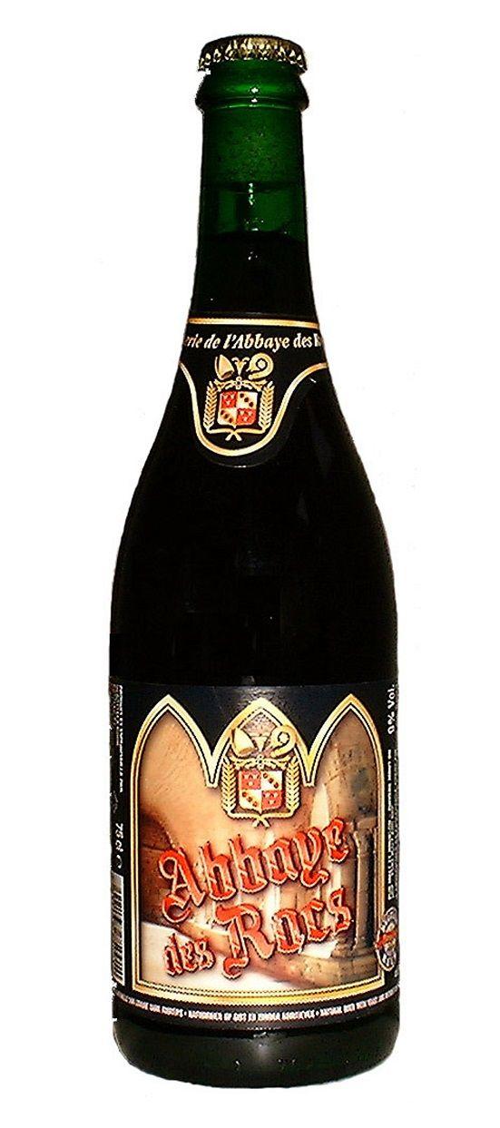 Abbaye des Rocs Brune, Belgian Strong Ale 9,0% ABV (Brasserie de l'Abbaye des Rocs, Bélgica)