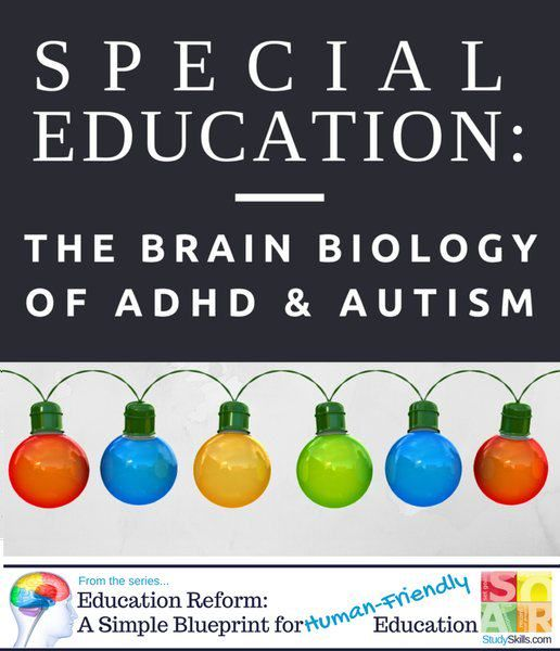 156 best studyskills articles images on pinterest autism the brain biology of adhd autism malvernweather Image collections