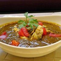 6月「アサリのハリヤリカレー」カレーとインド料理のデリー