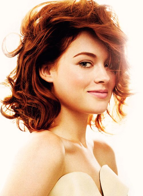 Jane Levy photographed by Mark Abrahams for Allure January 2013