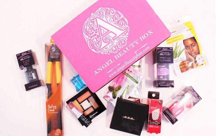 angel beauty box