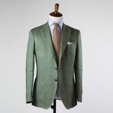Green Sport Coats And Blazers | Down Coat