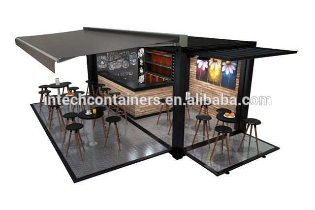 Source 20ft Coffee Shop Shipping Container Pop Up Container For Events And Road Shows On M Alibaba Com Container Coffee Shop Coffee Shop Shipping Container