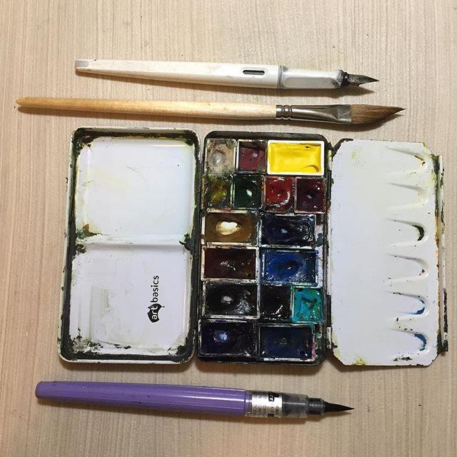 The 25 Best Pentel Brush Pen Ideas On Pinterest