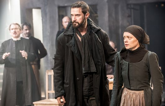 Amazing stage production of The Crucible with Richard Armitage as John Proctor! I can't wait to watch it!