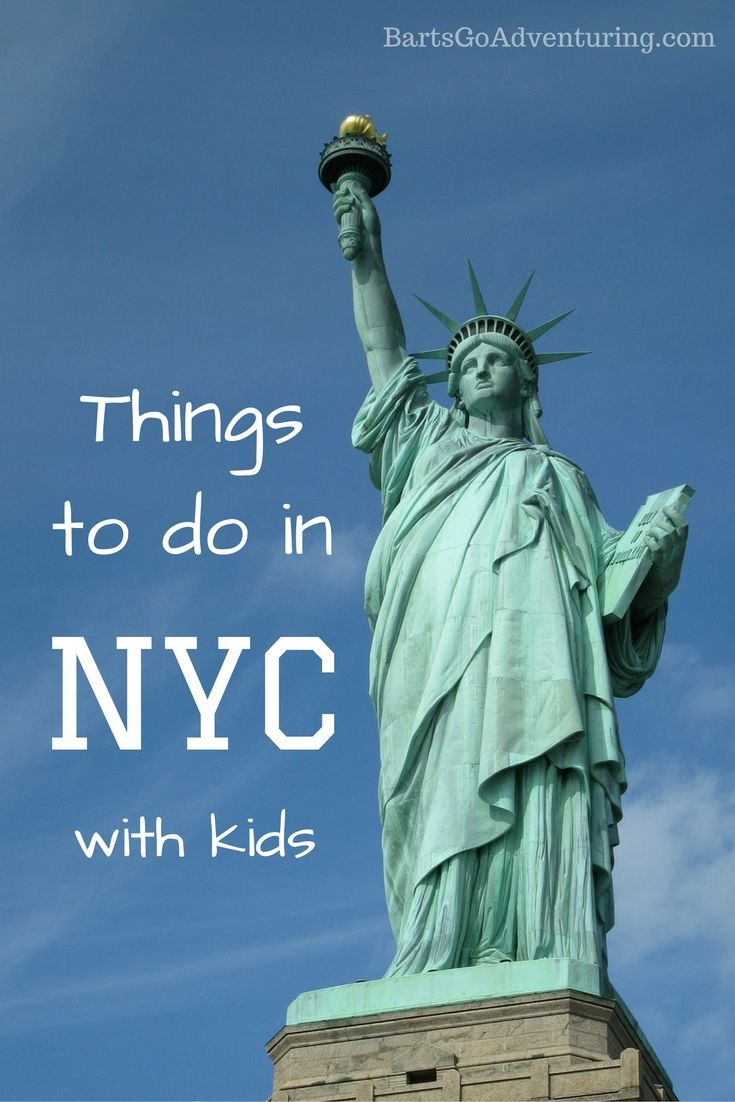 Things to do in New York with