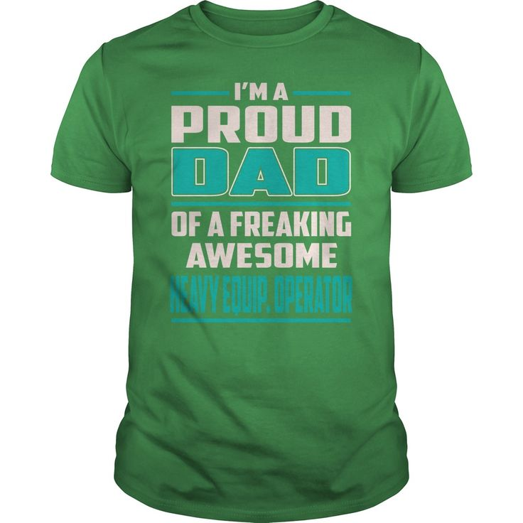 Heavy Equip. Operator Proud DAD Job Title T-Shirts #gift #ideas #Popular #Everything #Videos #Shop #Animals #pets #Architecture #Art #Cars #motorcycles #Celebrities #DIY #crafts #Design #Education #Entertainment #Food #drink #Gardening #Geek #Hair #beauty #Health #fitness #History #Holidays #events #Home decor #Humor #Illustrations #posters #Kids #parenting #Men #Outdoors #Photography #Products #Quotes #Science #nature #Sports #Tattoos #Technology #Travel #Weddings #Women