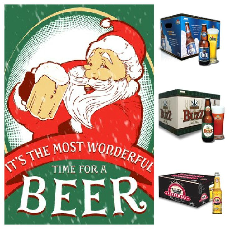 27 best Beer & Christmas images on Pinterest | Beer, Christmas ...