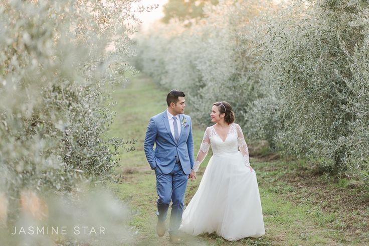 La Foce Tuscany, Italy Wedding : Erica and Carl - Jasmine Star Blog