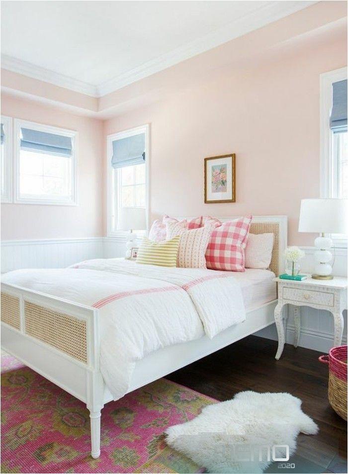 Ruhige Farben Im Schlafzimmer Und Die Beste Bettwasche