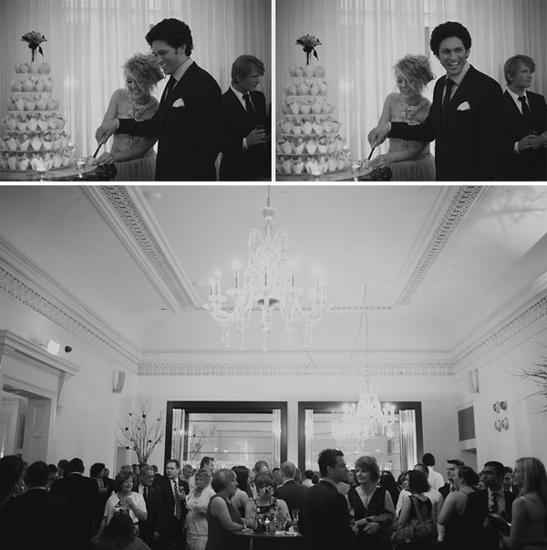 Beautiful photography by Kristen Cook for the wedding of Laura and Andrew in the Grand Room, Comme.  http://comme.com.au/news/comme-wedding/