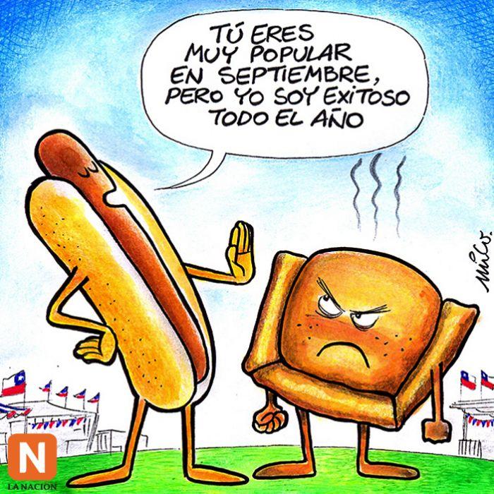 Humor: Empanadas