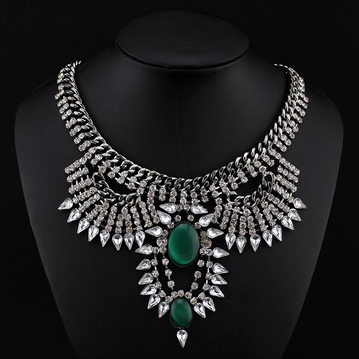 """Ucuz Doğrudan Çin Kaynaklarında Satın Alın: 1) yeni! Yeni!! Takı tasarımcısı!!2) kaliteli mücevher nikel ücretsiz!3) toptan fabrika çıkış fiyatı!4) kolye uzunluğu: 45+5cm( 1"""" =2.54cm)5) ağırlığı: 115g/pcs6) metal renk: siyah tabanca kapl"""
