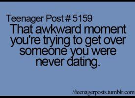 even though im not technically a teenager, this still totally applies haha