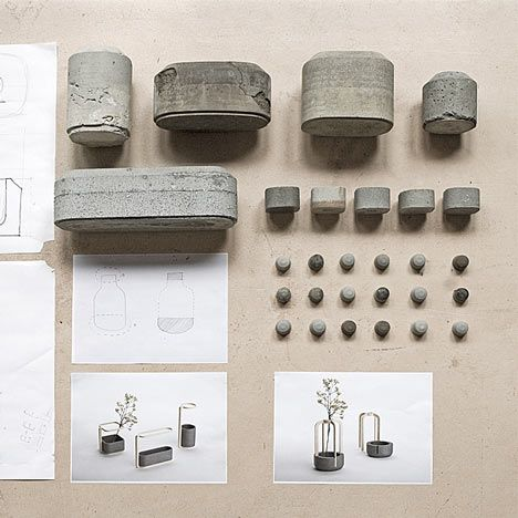 Weight Vases by Decha Archjananun