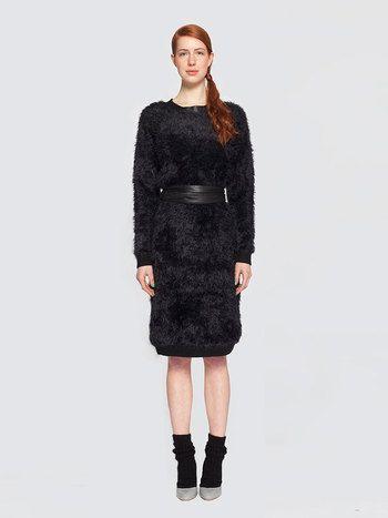 Jurk 'Dill Weed Long' Designed by LikeThis Geweldige zachte jurk 100% nylon