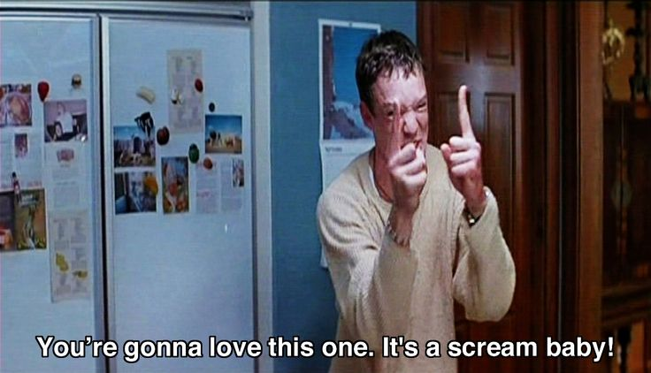 Scream (1996) http://lets-go-to-the-movies.tumblr.com/tagged/scream